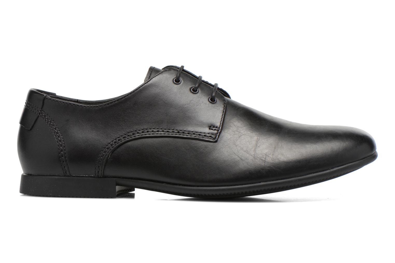 Chaussures à lacets Camper Slippers Sun 18878 Noir vue derrière