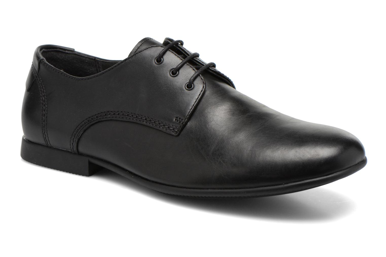 Chaussures à lacets Camper Slippers Sun 18878 Noir vue détail/paire