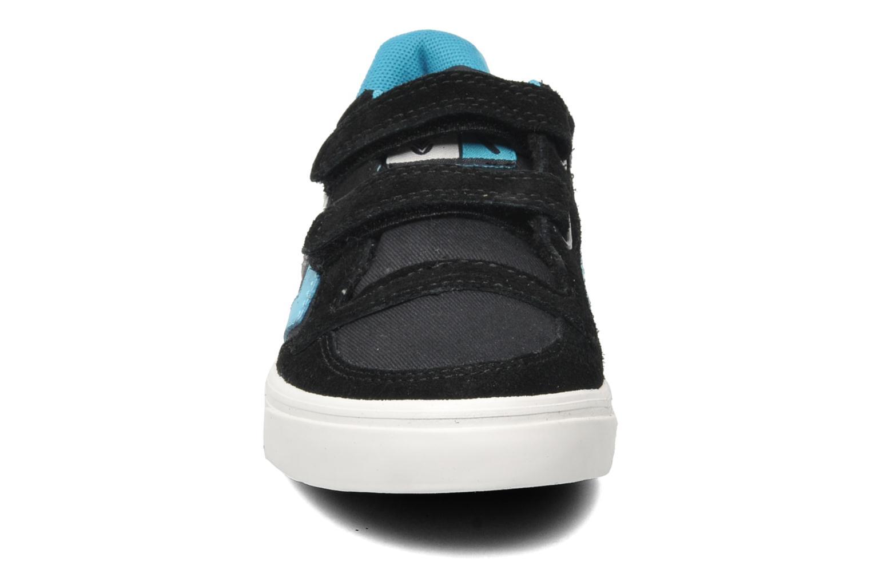 Sneaker Hummel Hummel Stadil Jr Canvas Low schwarz schuhe getragen