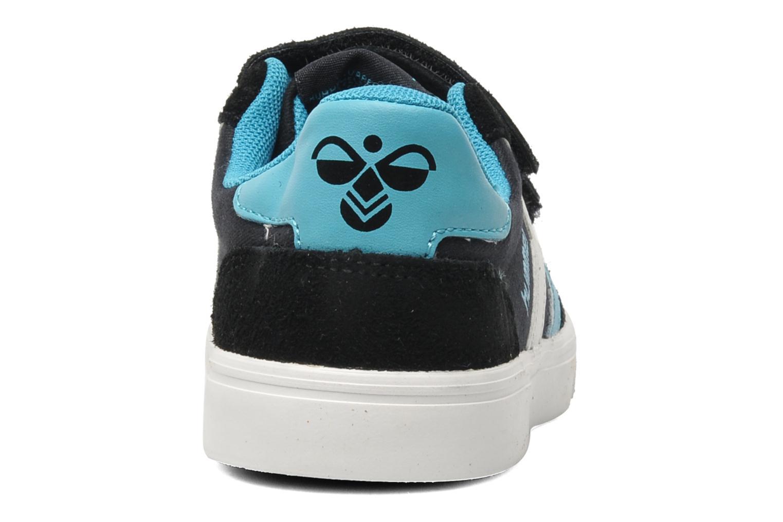 Sneaker Hummel Hummel Stadil Jr Canvas Low schwarz ansicht von rechts