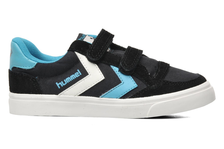 Sneaker Hummel Hummel Stadil Jr Canvas Low schwarz ansicht von hinten
