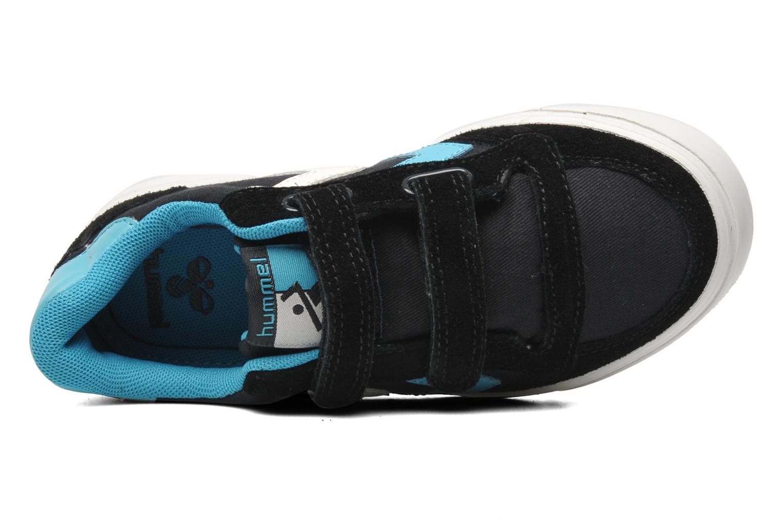 Sneaker Hummel Hummel Stadil Jr Canvas Low schwarz ansicht von links