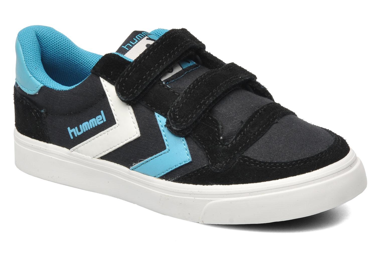 Sneaker Hummel Hummel Stadil Jr Canvas Low schwarz detaillierte ansicht/modell