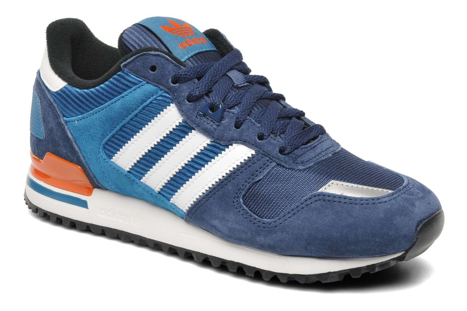 Adidas Bleu Et Orange