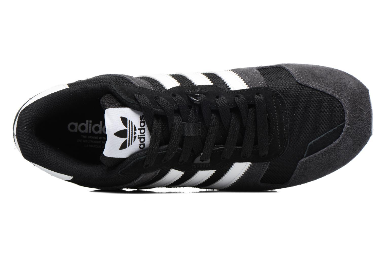 Baskets Adidas Originals Zx 700 Noir vue gauche