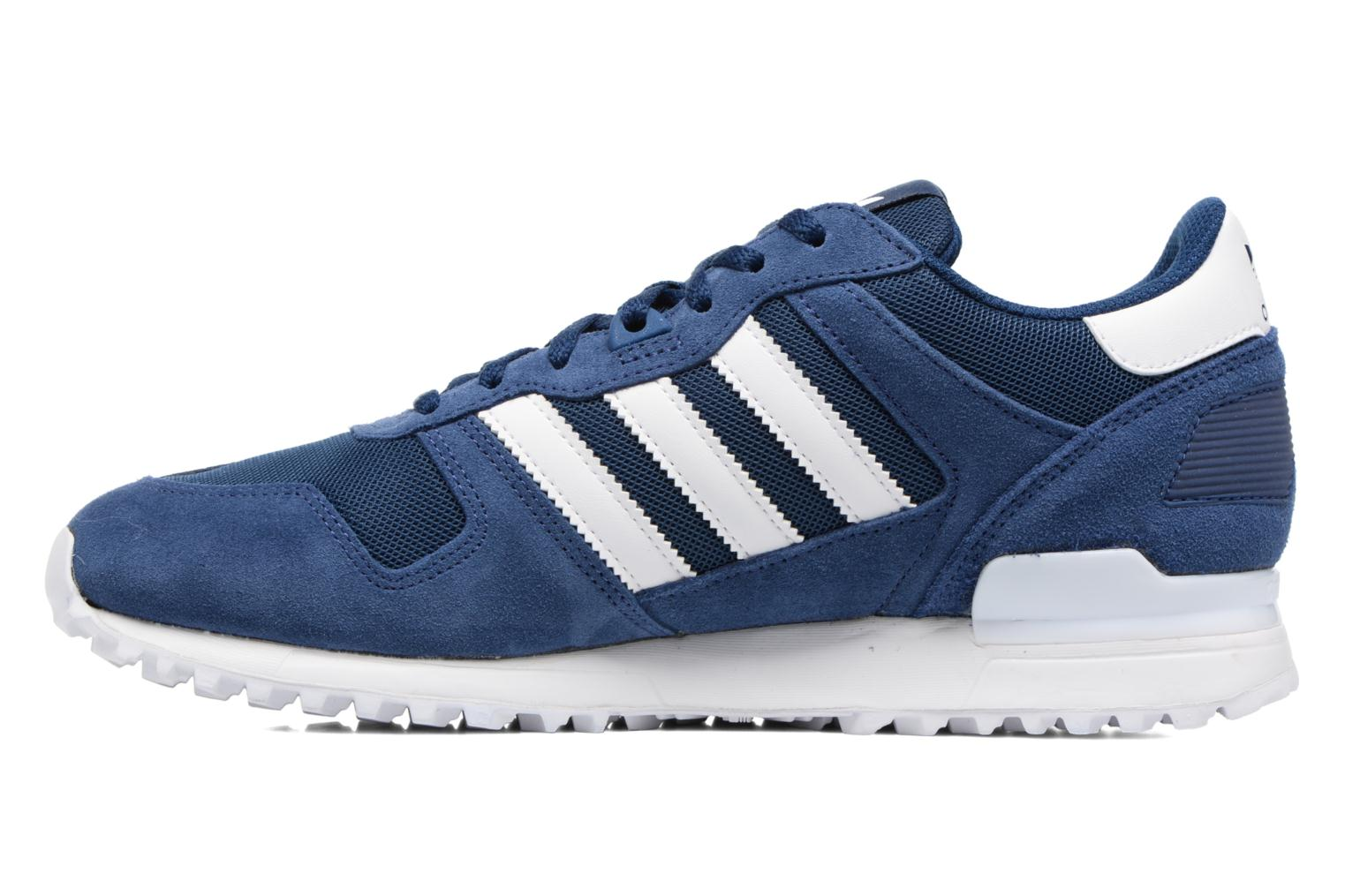 Trainers Adidas Originals Zx 700 Blue front view