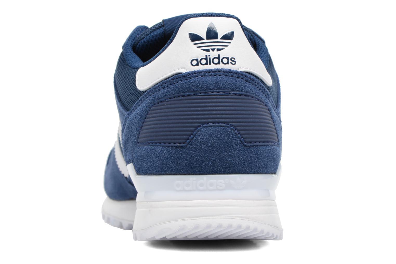 Baskets Adidas Originals Zx 700 Bleu vue droite
