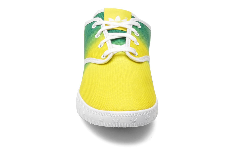 Baskets Adidas Originals Adria Ps Wc W Multicolore vue portées chaussures