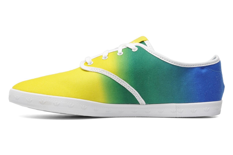 Baskets Adidas Originals Adria Ps Wc W Multicolore vue face