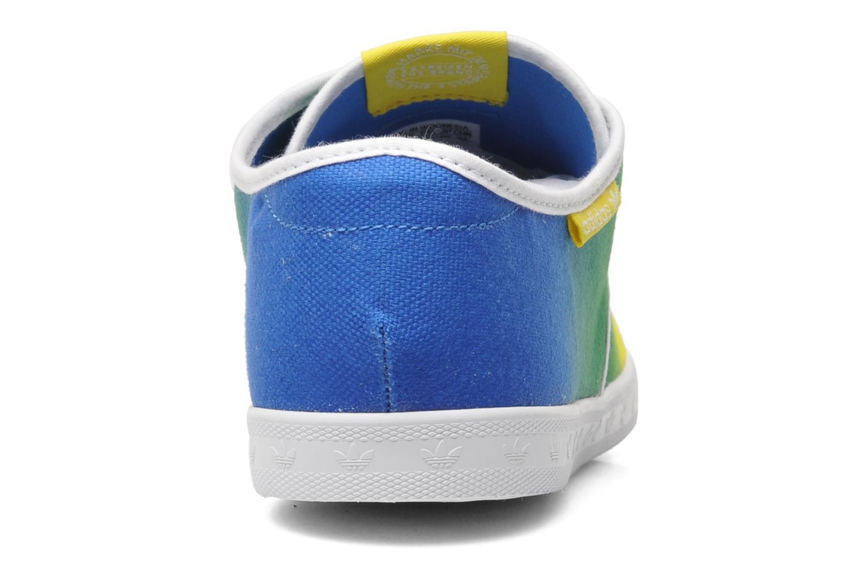 Baskets Adidas Originals Adria Ps Wc W Multicolore vue droite