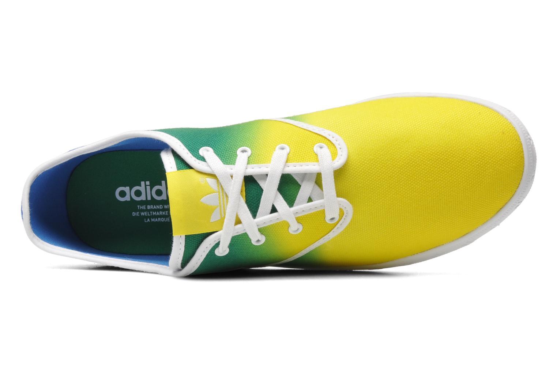 Baskets Adidas Originals Adria Ps Wc W Multicolore vue gauche
