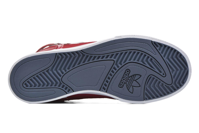Sneaker Adidas Originals Extaball W rot ansicht von oben