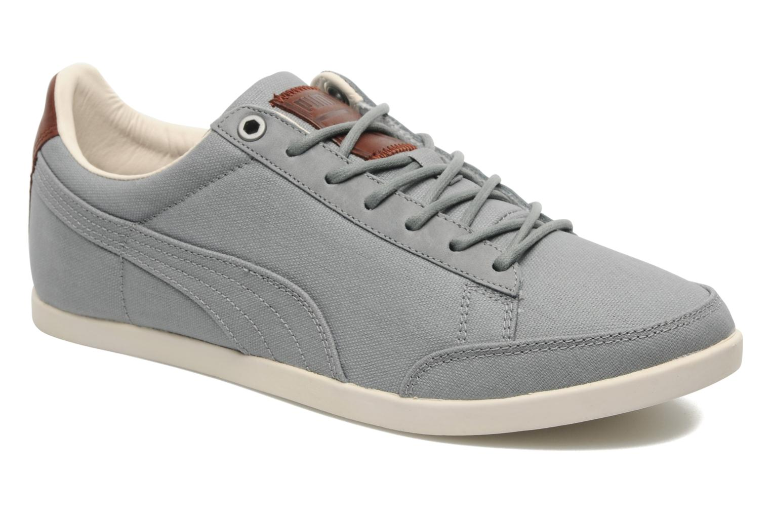 Baskets Puma Catskill Canvas Gris vue détail/paire