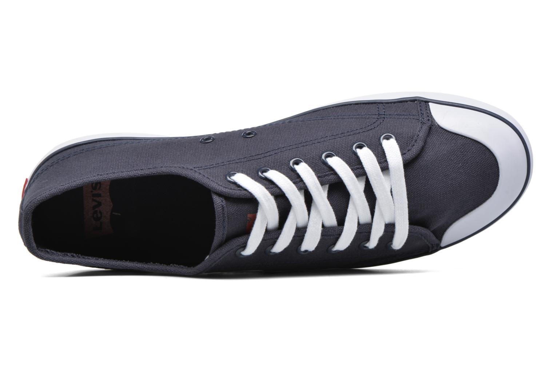 Sneaker Levi's Venice Beach Low blau ansicht von links