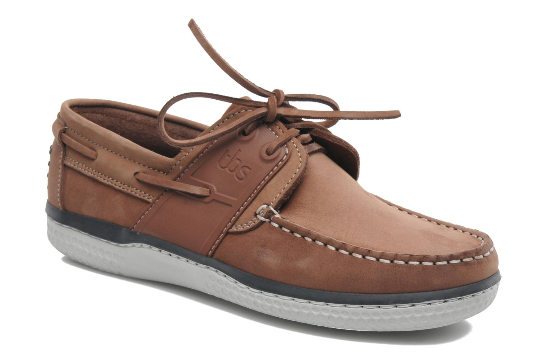 Chaussures à lacets TBS Winchs Marron vue détail/paire