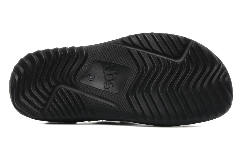 Sandales et nu-pieds TBS Easy Walk Carway Marron vue haut