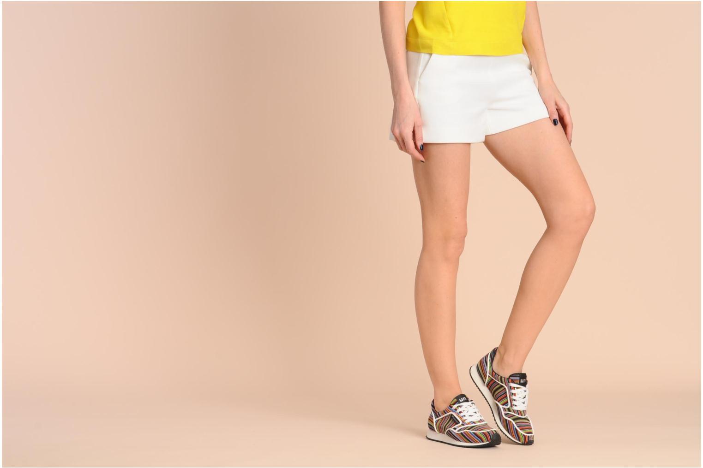 Sneakers United Nude Runner Multicolore immagine dal basso