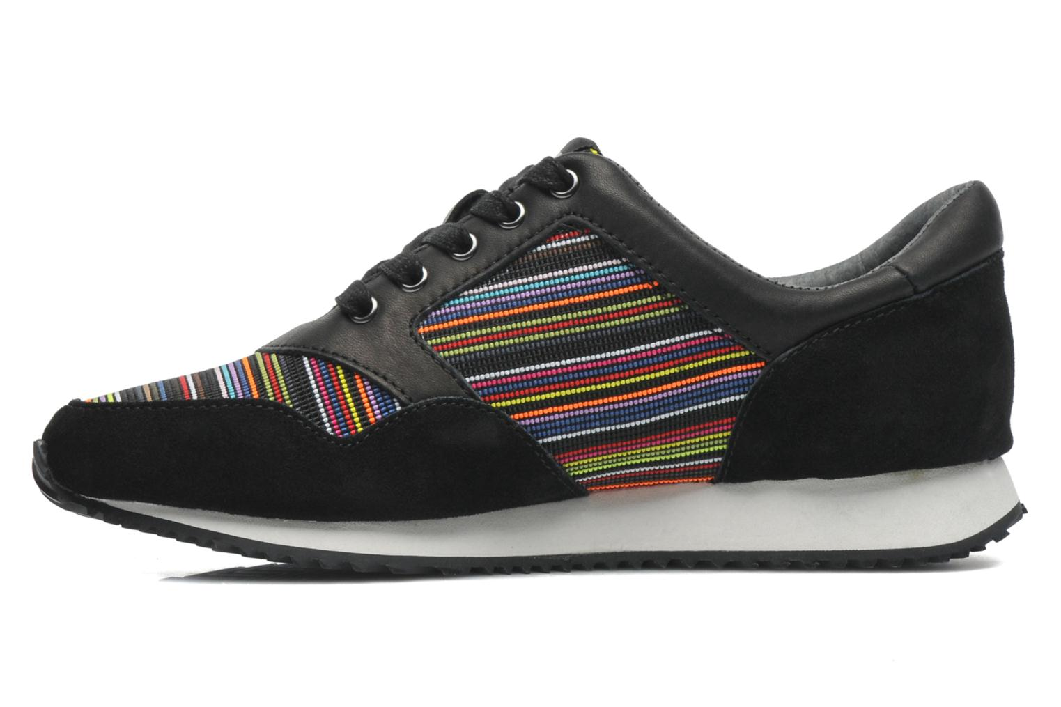 Baskets United Nude Runner Multicolore vue face