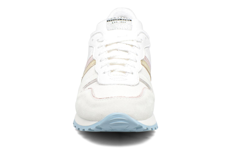 Baskets Serafini Los Angeles W Blanc vue portées chaussures