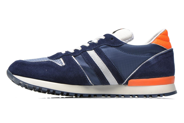 Sneakers Serafini V8 Blå se forfra