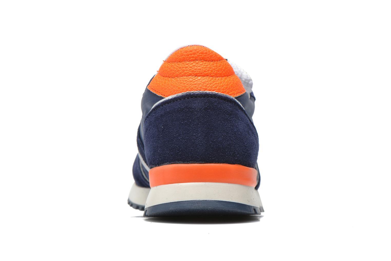 Sneakers Serafini V8 Blå Se fra højre