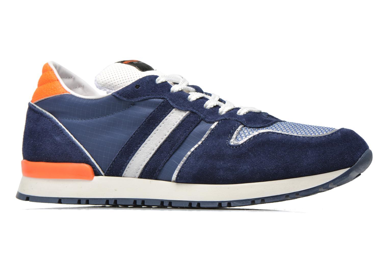 Sneakers Serafini V8 Blå se bagfra