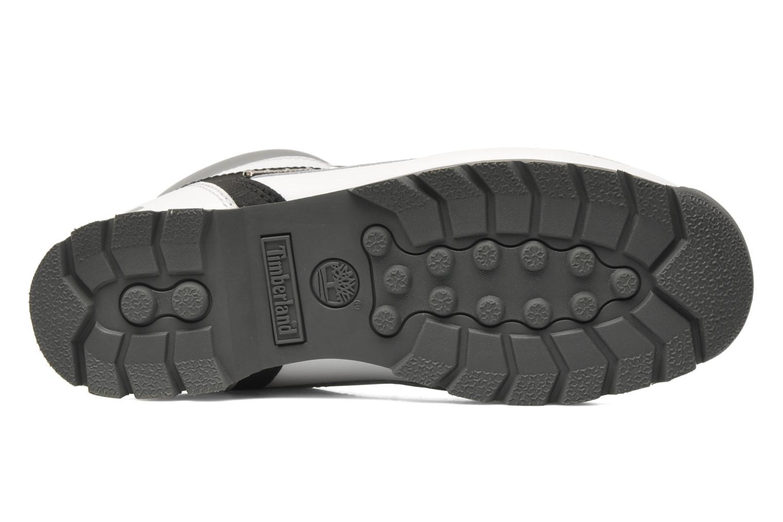 Chaussures à lacets Timberland Euro Sprint Hiker Blanc vue haut