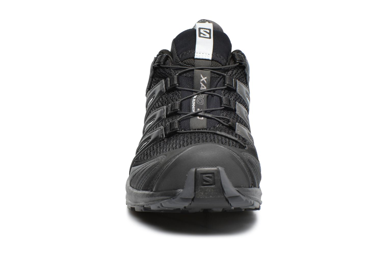 Zapatillas de deporte Salomon XA Pro 3D Negro vista del modelo