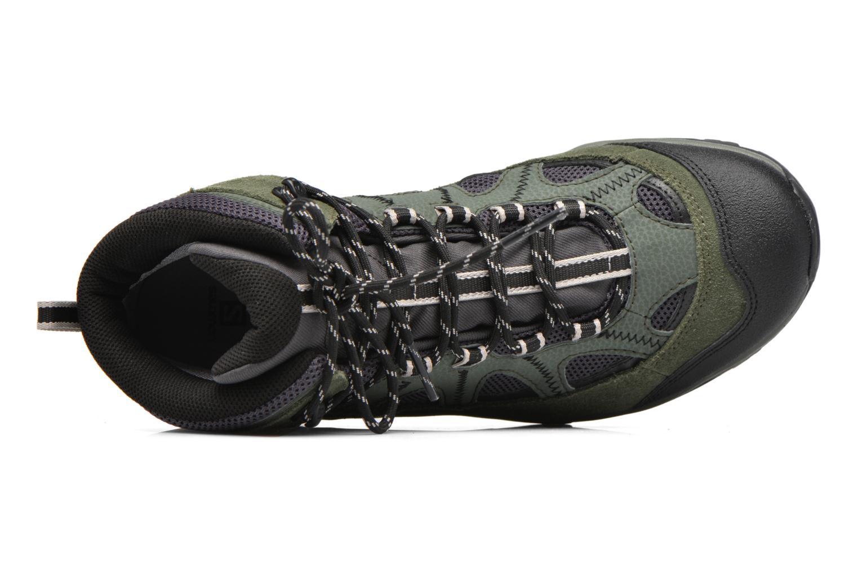 Zapatillas de deporte Salomon Authentic LTR GTX Verde vista lateral izquierda