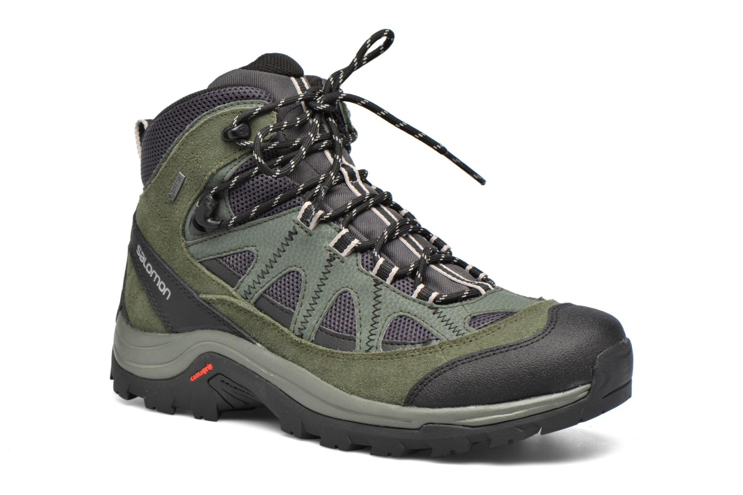 Sportschoenen Salomon Authentic LTR GTX Groen detail