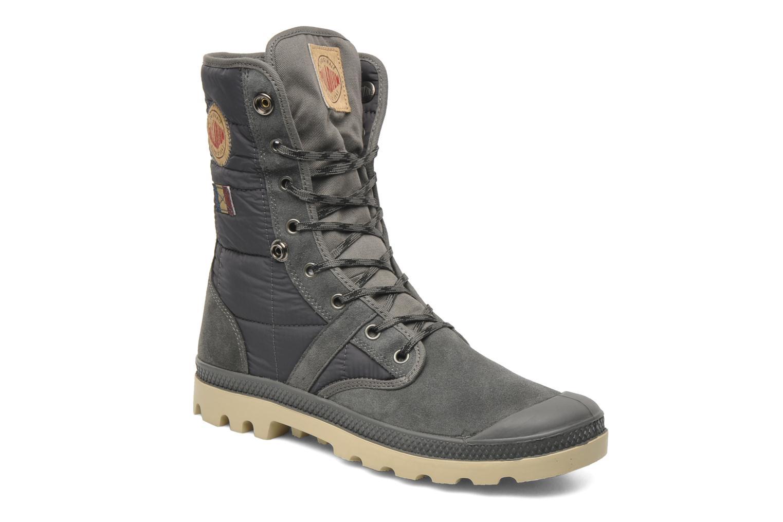 Stiefeletten & Boots Palladium Baggy Exp TFL H grau 3 von 4 ansichten