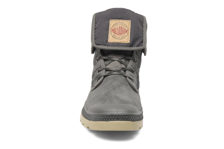 Stiefeletten & Boots Palladium Baggy Exp TFL H grau schuhe getragen