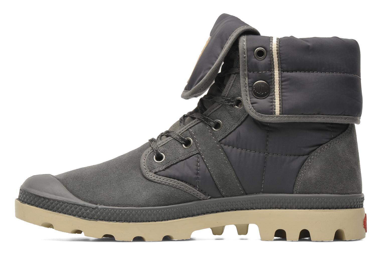 Stiefeletten & Boots Palladium Baggy Exp TFL H grau ansicht von vorne