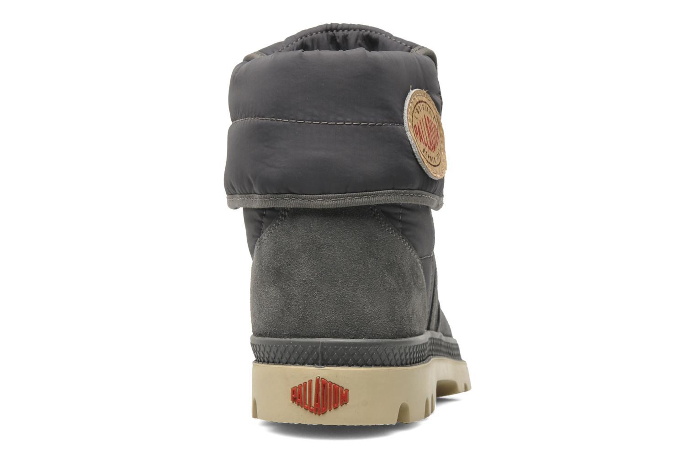Stiefeletten & Boots Palladium Baggy Exp TFL H grau ansicht von rechts