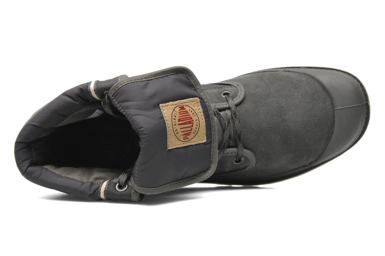 Stiefeletten & Boots Palladium Baggy Exp TFL H grau ansicht von links