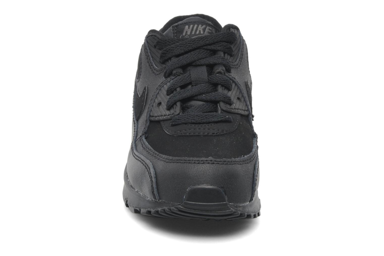 Sneaker Nike Air Max 90 (Ps) schwarz schuhe getragen