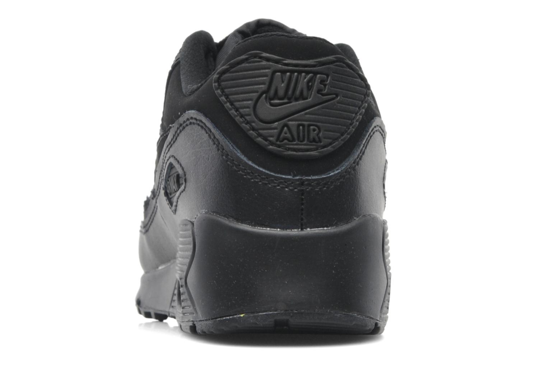 Sneaker Nike Air Max 90 (Ps) schwarz ansicht von rechts