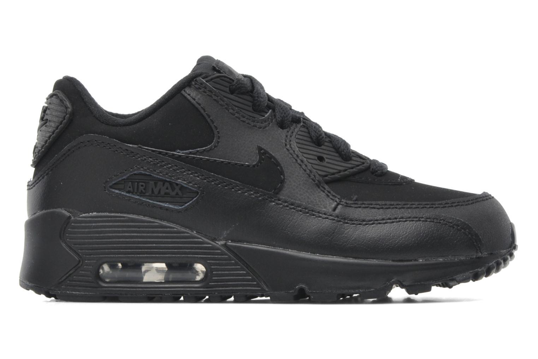 Sneaker Nike Air Max 90 (Ps) schwarz ansicht von hinten