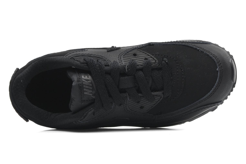 Sneaker Nike Air Max 90 (Ps) schwarz ansicht von links