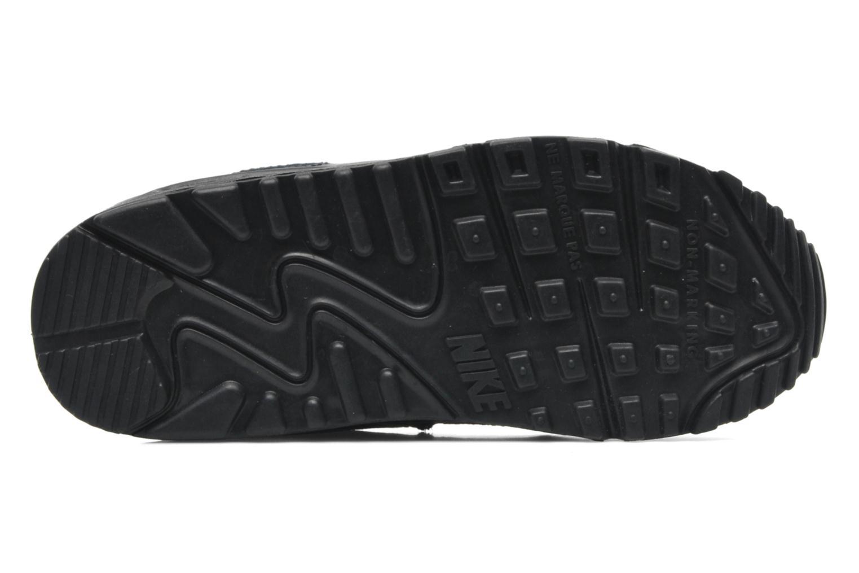 Sneaker Nike Air Max 90 (Ps) schwarz ansicht von oben