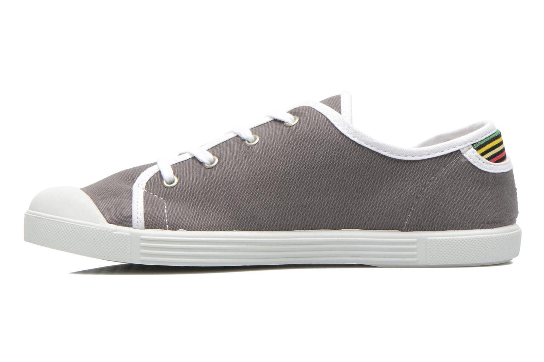 Sneaker Little Marcel Samba Uni grau ansicht von vorne