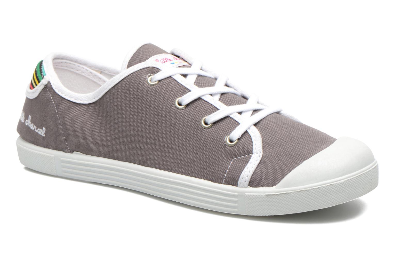 Sneaker Little Marcel Samba Uni grau detaillierte ansicht/modell