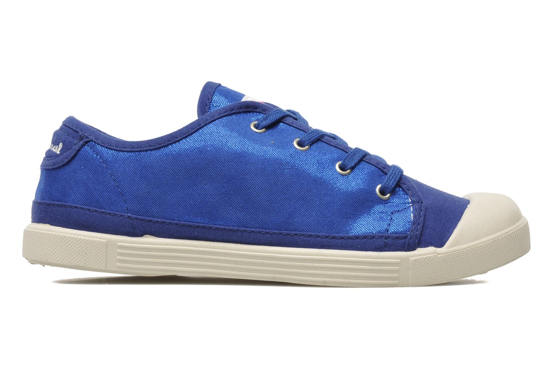 Sneaker Little Marcel Samba Glit blau ansicht von hinten