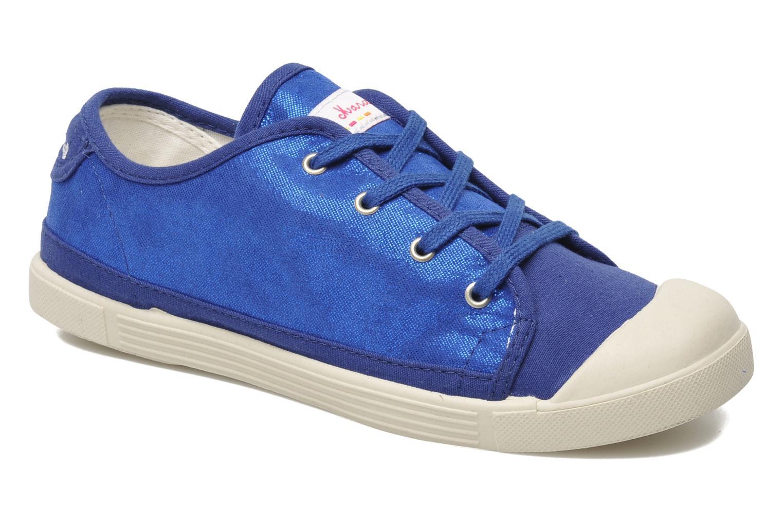 Sneaker Little Marcel Samba Glit blau detaillierte ansicht/modell