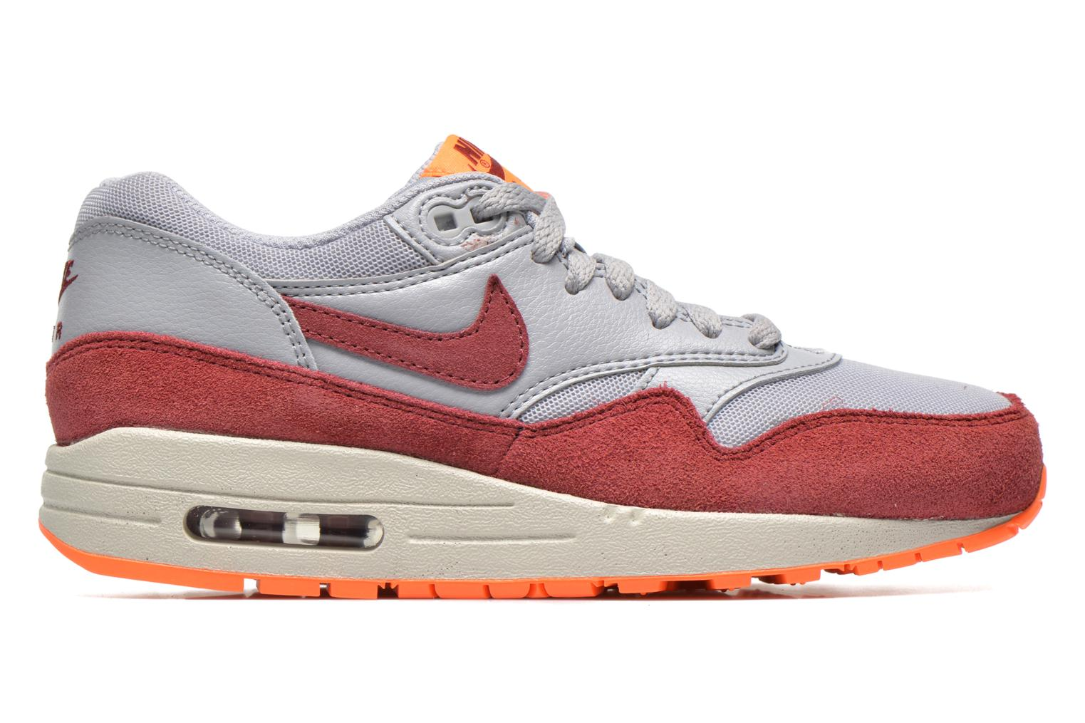 Sneakers Nike Wmns Air Max 1 Essential Grijs achterkant