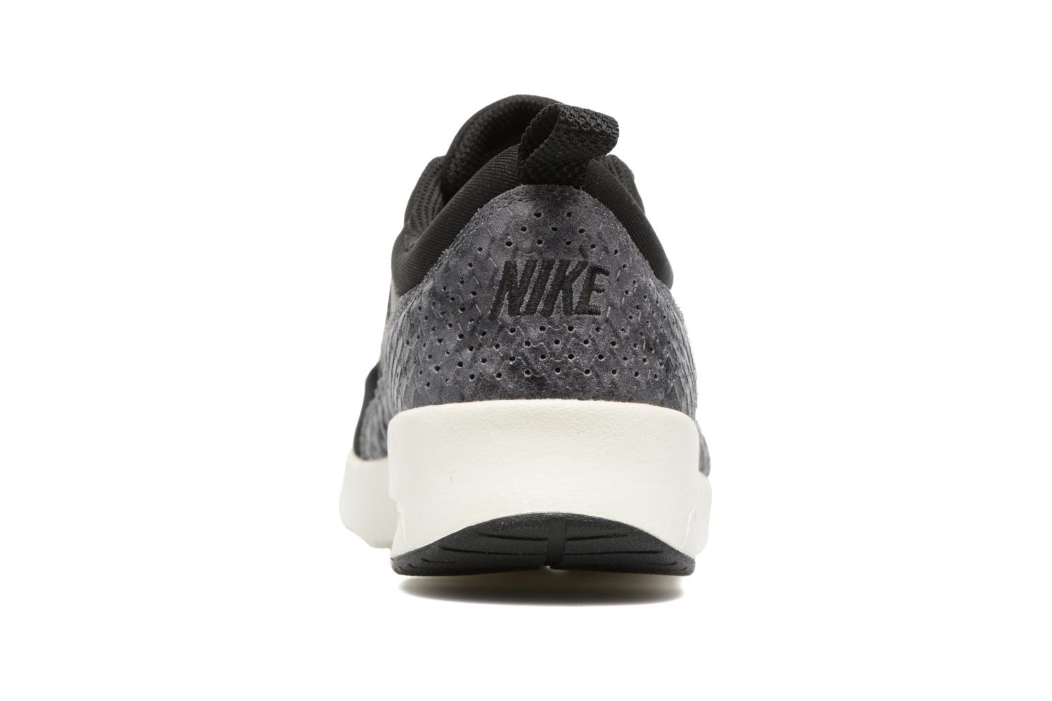 Trainers Nike Wmns Nike Air Max Thea Prm Black view from the right