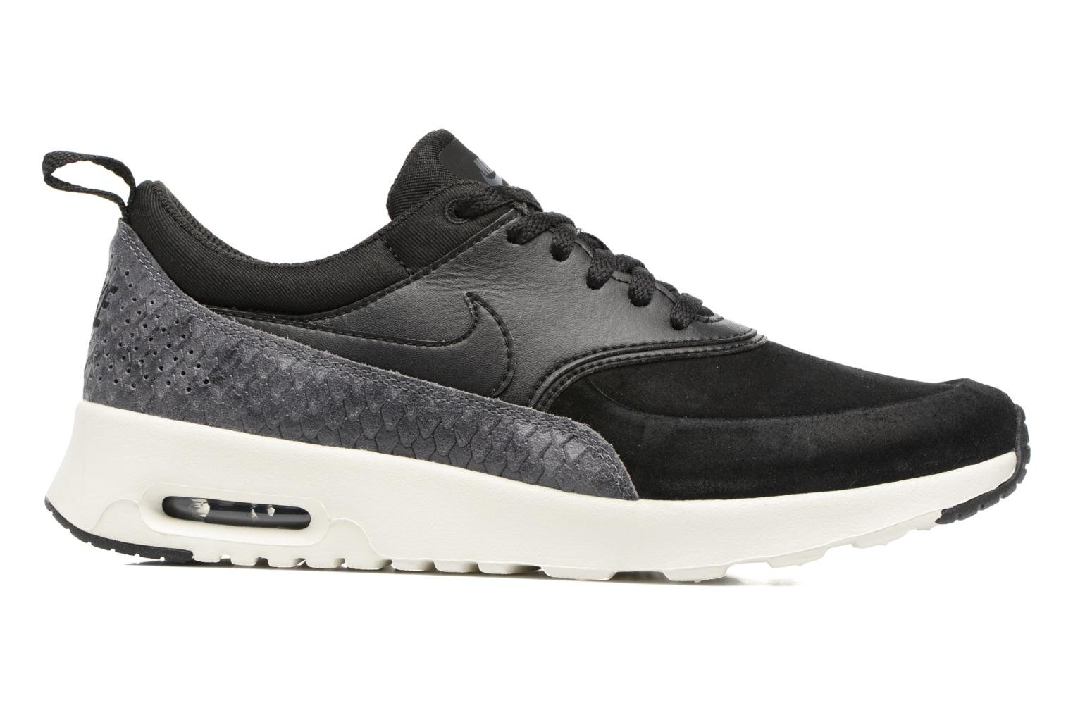 Trainers Nike Wmns Nike Air Max Thea Prm Black back view