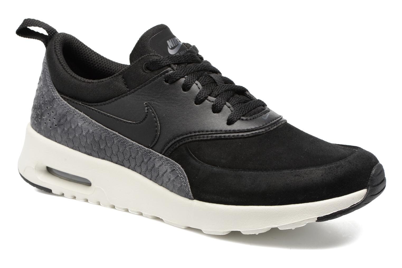 Wmns Nike Air Max Thea Prm Black/Black-Sail-Dark Grey