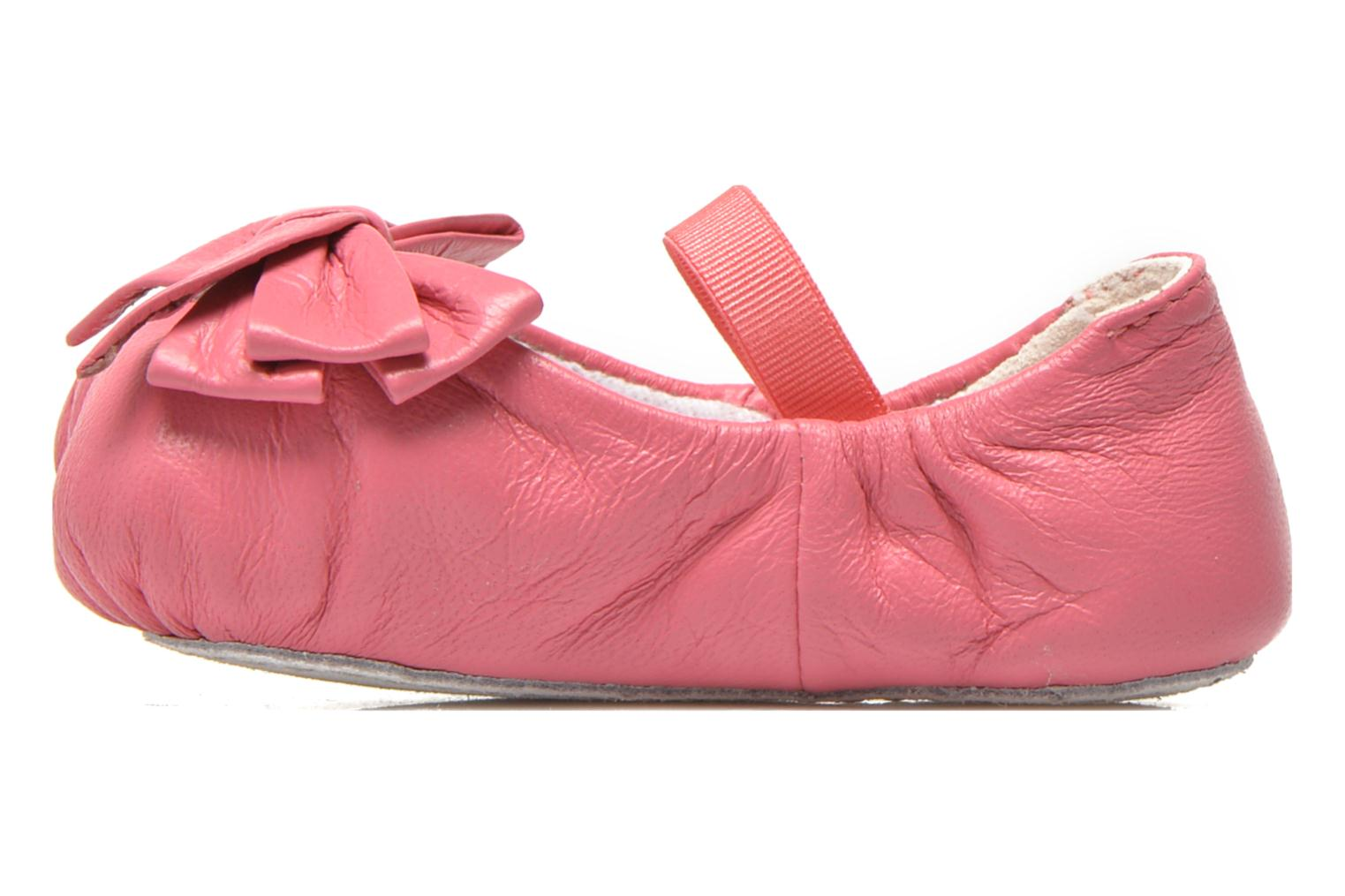 Ballerines Bloch BABY AYVA Rose vue face