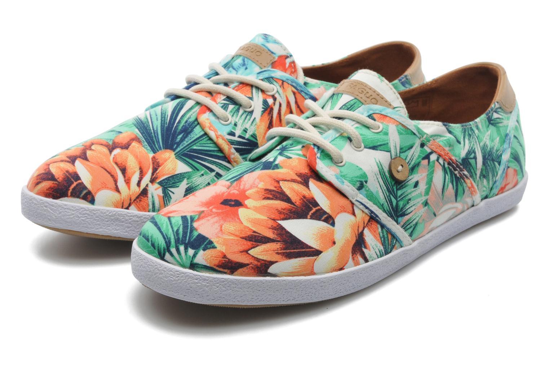 Sneakers Faguo Cypress Multicolor 3/4'